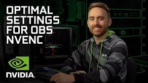 Nvidia erläutert OBS mit NVENC