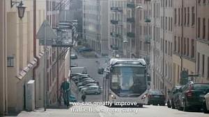 Autonome Busse - Volvo