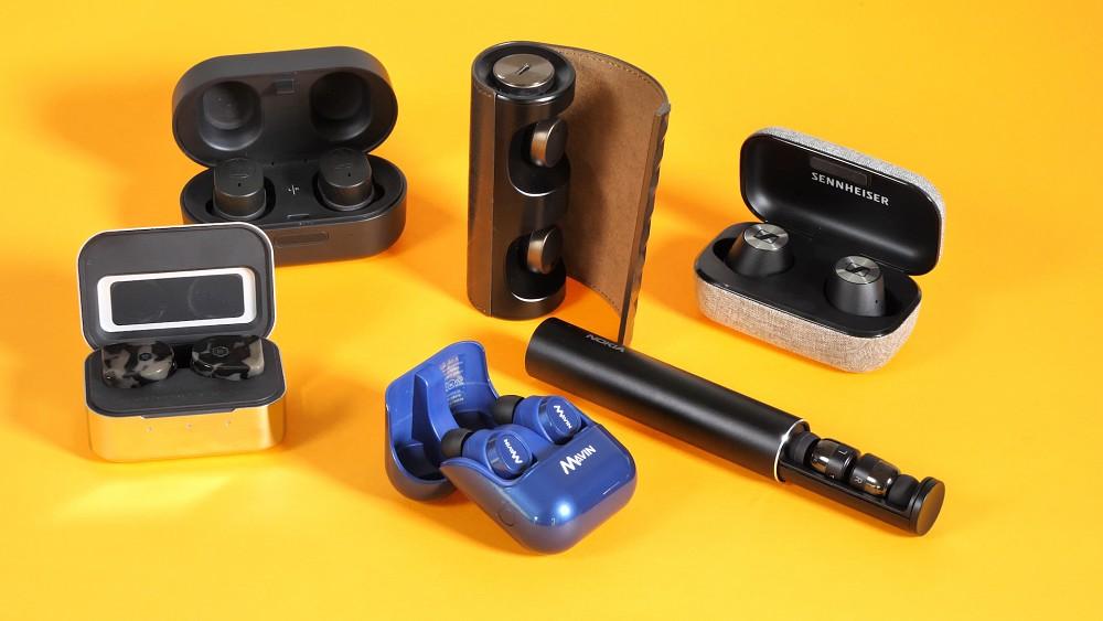 Sechs Bluetooth-Hörstöpsel im Test