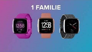 Fitbit Versa - Trailer (alle Modelle)