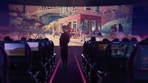 Qatar-Airways-Werbetrailer für die neue Economy Class (Herstellervideo)