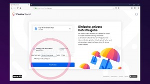 Firefox Send - Trailer