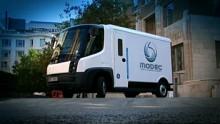 Modec Elektroauto - Video