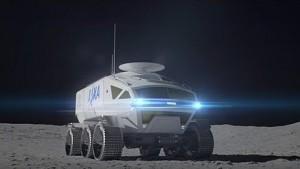 Japanischer Mondrover - Toyota und Jaxa