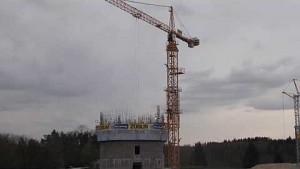 Der Bau des Thyssenkrupp-Testturms im Zeitraffer (Firmenvideo)
