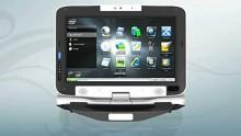 Intels Netbook-Convertible Classmate - Werbespot
