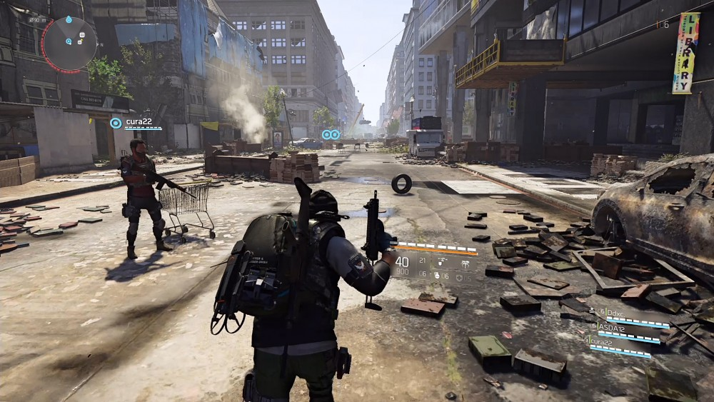 The Division 2 - Test