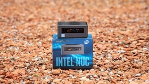 Intel NUC8 (Crimson Canyon) - Test