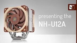 Noctua zeigt den NH-U12A