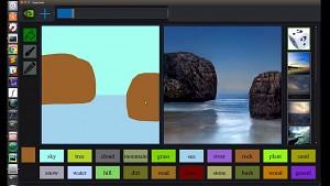 Nvidia zeigt Gaugan - Malen mit KI-Unterstützung