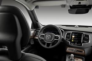 Volvo-Sicherheitssystem überwacht Fahrer