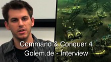 Command and Conquer 4 - Interview mit Jim Vessella