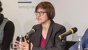 Julia Reda zur Diskussion um Artikel 13