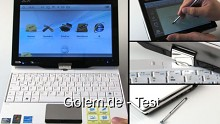 Asus Eee PC T91 - Test