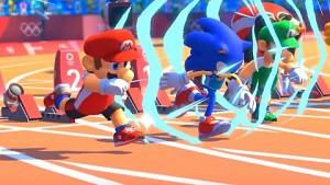 Sega - Trailer (4 Games Olympischen Spiele 2020)