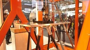 Schneller 3D-Drucker vom Fraunhofer IWU - Bericht