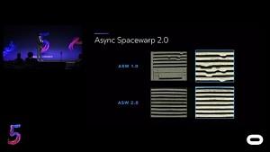 Oculus erläutert Asynchronous Spacewarp 2.0