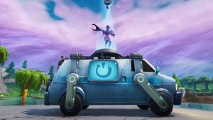 Fortnite Battle Royale - Trailer (Reboot Van)