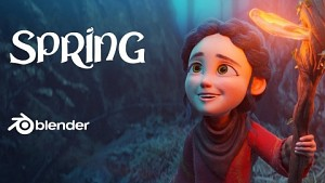 Spring - Kurzfilm der Blender Foundation