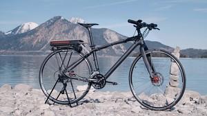 Conodrive macht ein Fahrrad zum Pedelec