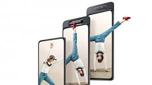 Samsung Galaxy A80 mit rotierender Kamera - Trailer