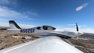Elektroflugzeug eFlyer 2 - Bye Aerospace