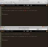 Bespin 0.4 mit neuen Collaboration-Funktionen - Screencast