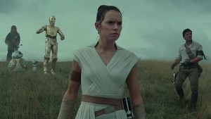 Star Wars The Rise of Skywalker Teaser
