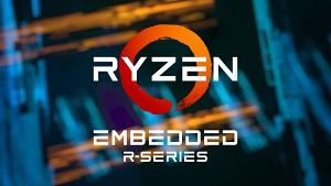 AMD zeigt Ryzen Embedded R1000