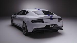 Aston Martin Rapide E - B-Roll (Herstellervideo)