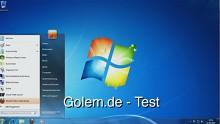 Windows 7 - Test