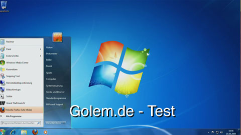 Windows 7 - Test