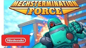 Mechstermination Force - Trailer