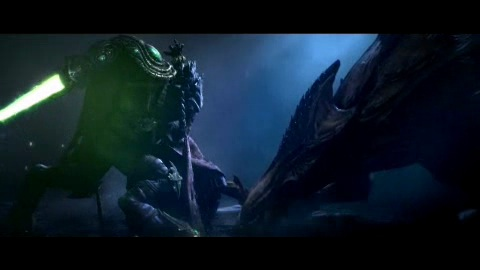 Starcraft 2 - Old-Rivals-Trailer von der Blizzcon 2009