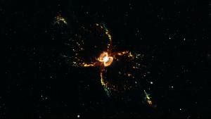 Hubble wird 29 (Nasa)