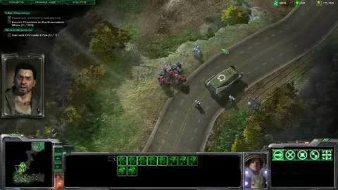 Starcraft 2 - Spielszenen der Terraner-Kampagne von der Blizzcon 2009