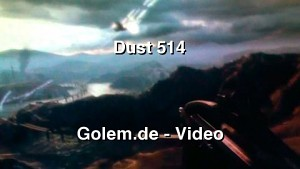 Dust 514 - Ego-Shooter im Universum von Eve Online - Gamescom 2009