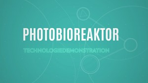 Ein Photobioreaktor für die ISS - DLR