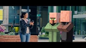 Minecraft AR - Teaser