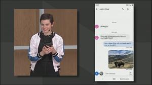 Verbesserter Google Assistant auf dem Smartphone - Google IO 2019