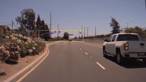 Nvidia zeigt Erkennung von Kreuzungen per KI (Firmenvideo)