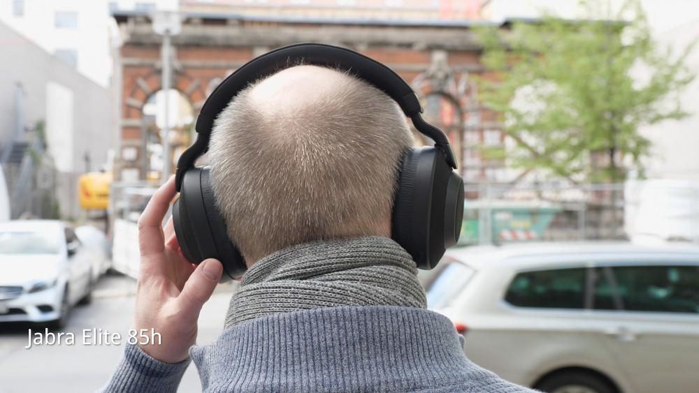 ANC-Kopfhörer im Lautstärkevergleich