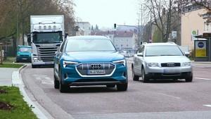Grüne Ampeln für Audi in Ingolstadt (Firmenvideo)