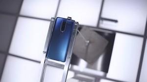 Oneplus 7 Pro Frontkamera Zement-Test (Firmenvideo)