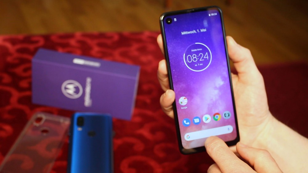 Motorola One Vision - Hands on