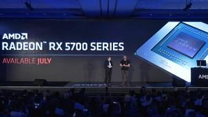 AMD stellt Navi-Grafikkarten vor