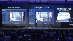 AMD stellt Ryzen 3000 vor (Computex 2019)