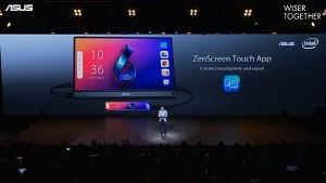 Asus Zenscreen Touch - Computex-2019-Ankündigung
