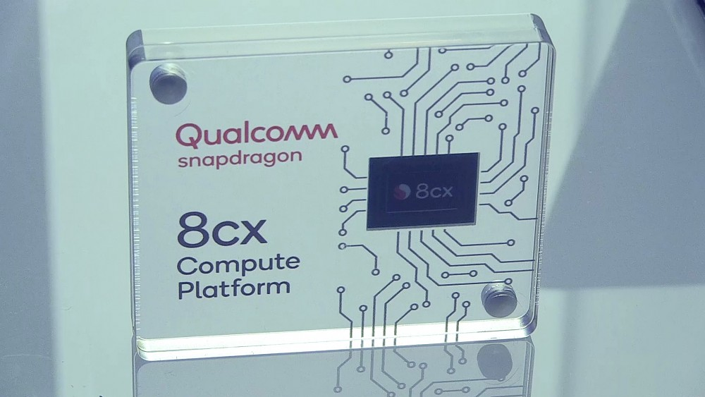 Qualcomm Snapdragon 8cx ausprobiert