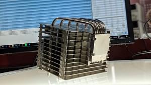 Noctuas passiver CPU-Kühler (Computex 2019)